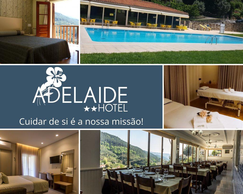 Adelaide Hotel_Serviços